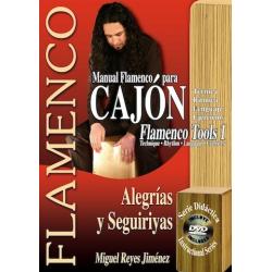 Tutorial Cajón Flamenco Tools I