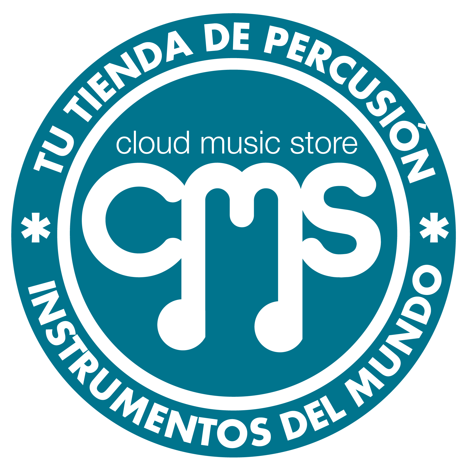 Logo Cloud Music Store