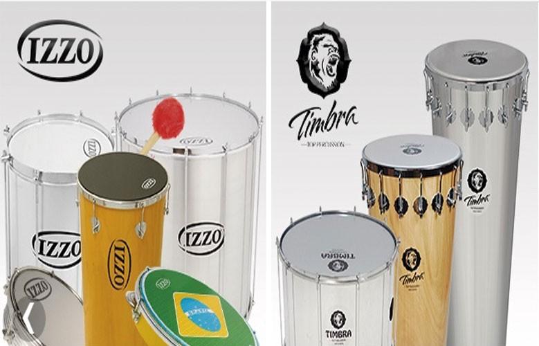 Nueva gama Izzo & Timbra