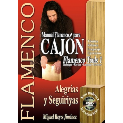 Tutorial Cajón Flamenco Tools I
