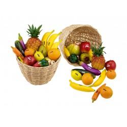 Set Shaker Frutas y Verduras