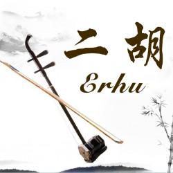 Erhu Viloín chino